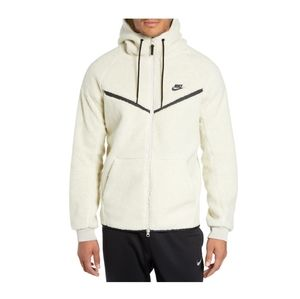 NWT Nike Tech Icon Fleece Zip Hoodie